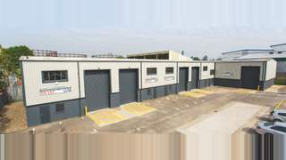 Primary Photo of Unit 4 Crescent Court Business Centre, Canning Town