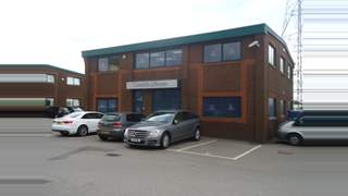 Primary Photo of Unit T, The, Loddon Business Centre, Roentgen Road, Basingstoke RG24 8NG