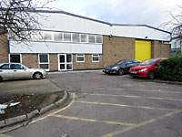 Primary Photo of Unit 10, Trident Industrial Estate, Pindar Road, Hoddesdon, EN11 0DE