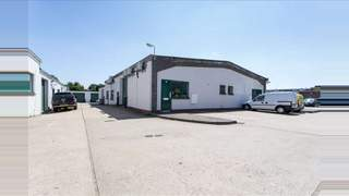 Primary Photo of Chells Industrial Units, The Glebe, Chells Way