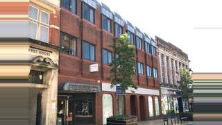 Primary Photo of Winchester House, 19-23 Winchester Street, Basingstoke, Hampshire, RG21 7EE