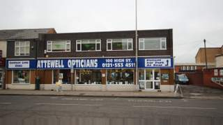 Primary Photo of First Floor, 100 High Street, West Bromwich, West Midlands, B70 6JW