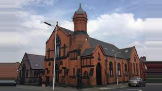 Primary Photo of Residential Block in Former Church 13x Apartments – Birkenhead