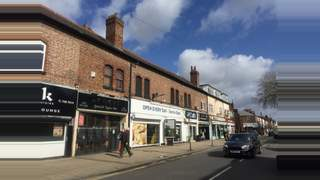 Primary Photo of Retail Unit with Substantial Frontage, 88-92 Flixton Road, Urmston, M41 5AD