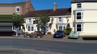 Primary Photo of George Hotel, Market Place, Easingwold, York, YO61 3AD