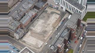 Primary Photo of Site of former Nye Bevan House, 20 India Street, Glasgow G2 4PF