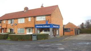 Primary Photo of The Blue Ocean, 66 The Crescent, Northallerton DL6 1EY
