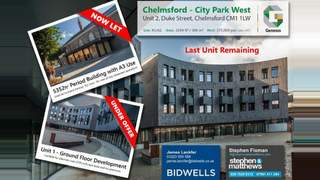 Primary Photo of City Park West, Phase 2, Chelmsford, CM1 1HT