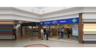 Primary Photo of Unit 18, 14-16 Bradford Mall Saddlers Centre, Walsall, West Midlands, WS1 1YT