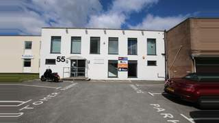 Primary Photo of Suite B, 55 Cobham Road, Ferndown Industrial Estate, Wimborne, Dorset, BH21 7RB
