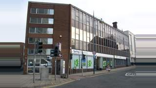 Primary Photo of Suite 1 First Floor 46/58 Pall Mall Hanley Stoke On Trent Staffordshire
