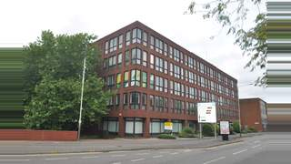 Primary Photo of Pegasus House, 17 Burleys Way, LEICESTER, LE1 3BH