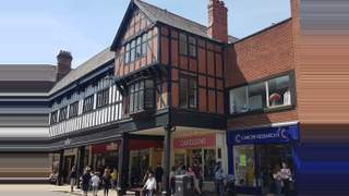 Primary Photo of 37 Foregate St, Chester CH1 1HD