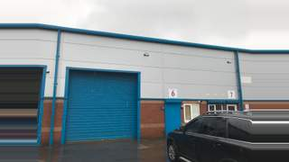 Primary Photo of Unit 6 Great Barr Business Park, Baltimore Road, Great Barr, Birmingham, B42 1DY