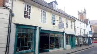 Primary Photo of 8-8a Milk Street And Mouse Cottage, Shrewsbury, Shropshire
