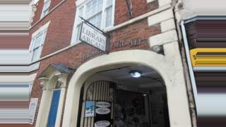 Primary Photo of 62 High Street, Library Arcade, Evesham, Worcestershire, WR11 4HG