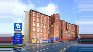 Primary Photo of Kingston Business Centre, Chestergate, Stockport, SK3 0AL