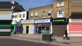 Primary Photo of Ground Shop, 286 Brixton Road, London, SW9 6AG