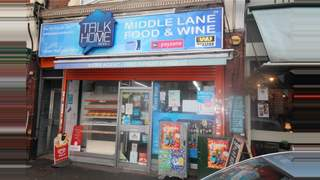 Primary Photo of Middle Lane, Crouch End, London, N8