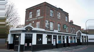 Primary Photo of Montague Arms, 289 Queen's Road, London, SE15 2PA