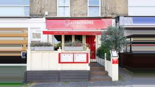 Primary Photo of The Port Restaurant, 59 Lavender Hill, London SW11 5QN