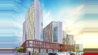 Primary Photo of Bishop Gate - Retail Units Tower Street, Coventry West Midlands, CV1 1AA