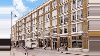Primary Photo of Curtain House, 134-146 Curtain Road, Shoreditch, London, EC2A 3AR