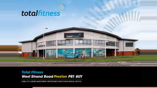 Primary Photo of Total Fitness, West Strand Road, Preston, PR1 8UY