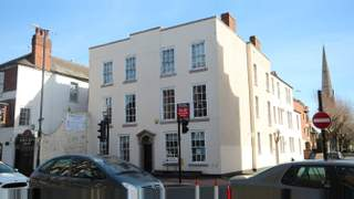 Primary Photo of Ground Floor Anbrian House, 1 The Tything, Worcester, Worcestershire, WR1 1HD