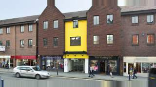 Primary Photo of 1st Flr, Suite A, Priory House, 45-51 High Street, Reigate, Surrey, RH2 9AE