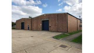 Primary Photo of Self-Contained Industrial Premises, Unit 1 Bilton Road, Hitchin