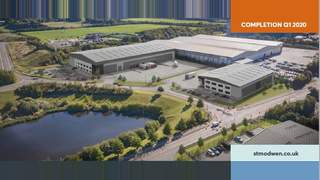 Primary Photo of New Speculative Warehouse Unit S27 - S75 St Modwen Park Stoke South Stoke On Trent Staffs