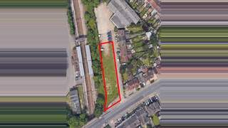 Primary Photo of Lot, Land off Railway Terrace, Prittlewell, Southend-on-Sea, SS2 5EQ