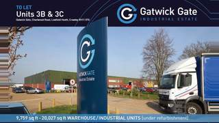Primary Photo of Units 3B & 3C, Gatwick Gate Industrial Estate, Charlwood Road, Lowfield Heath, Crawley, West Sussex, RH11 0TG
