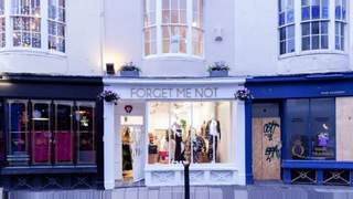 Primary Photo of Forget Me Not, 5 Prince Albert Street, Brighton, BN1 1HE