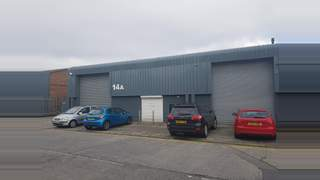 Primary Photo of Unit 14A Cwmdu Trade Park Carmarthen Road Swansea SA5 8JF