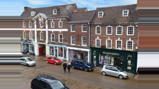 Primary Photo of Market Place, Blandford Forum, DT11 7EB