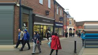 Primary Photo of Unit 4, 10 Steeplegate, Vicar Lane Shopping Centre, Chesterfield