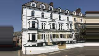 Primary Photo of White Heather Hotel, Saint George's Place, Llandudno, LL30 2NR