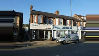 Primary Photo of 184 Ashley Road, Hale, Altrincham WA15 9SF