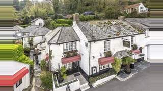 Primary Photo of The Cottage Bed And Breakfast, The Coombes, Polperro