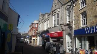 Primary Photo of First Floor, 19-25 Bank Street, Newquay, Cornwall, TR7 1DH