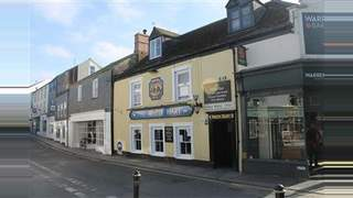 Primary Photo of The White Hart, 25, New Bridge Street, Truro