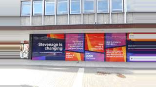 Primary Photo of 29 Town Square / 38 Queensway, Stevenage, Hertfordshire, SG1 1BP