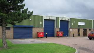Primary Photo of South Lancashire Industrial Estate, Unit 1 Kingfisher Court, Ashton in Makerfield, WIGAN, Greater Manchester, WN4 9DW