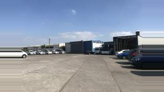 Primary Photo of Industrial/Workshop/Garage Unit with Concrete Surfaced Yard, North Road, Bridgend, CF31 3TP