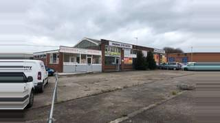 Primary Photo of Mount Pleasant Garage, London Road, Chesterton, Newcastle-under-Lyme, Staffordshire, ST5 7HT