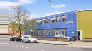 Primary Photo of 52-56 Pritchards Road, London, E2
