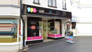 Primary Photo of Retail Unit / Cafe Premises - Bideford