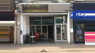 Primary Photo of Restaurants, Takeaways and Public Houses To Let, 19 Bank Street, Newquay, Cornwall, TR7 1DH